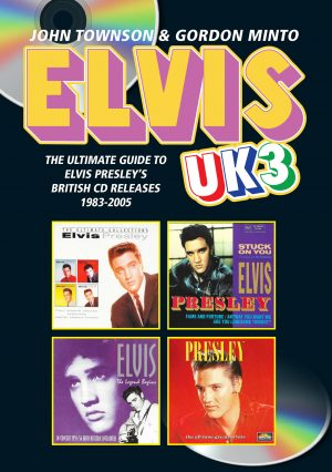 Elvis UK3 Front Cover
