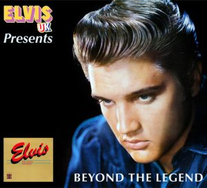 Elvis UK - COMPLIMENTARY CD (front cover)