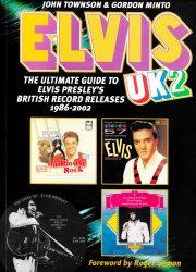 Elvis UK2 Front Cover