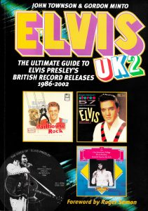 Elvis UK2 Front Cover